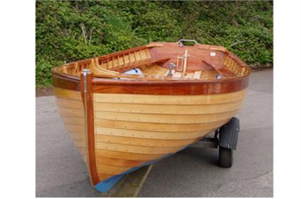 View Advert - Marcus Lewis Wooden Boat Builders