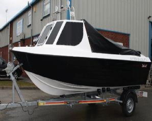 Endeavour 500 Fast Fisher Boats for Sale