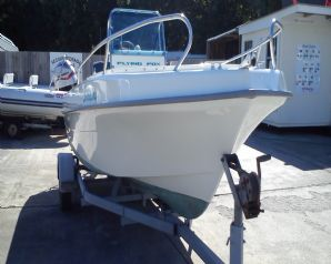 Flying Fox Fish Sport Boat for Sale